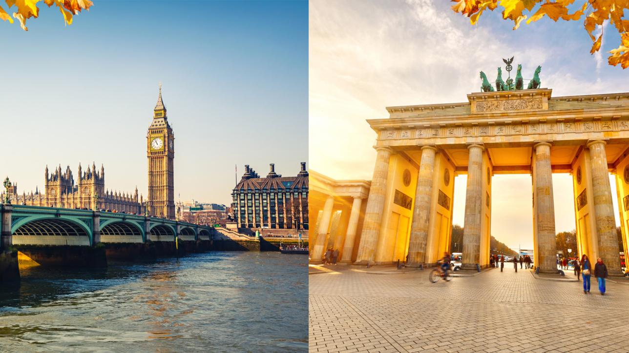 Berlin & London