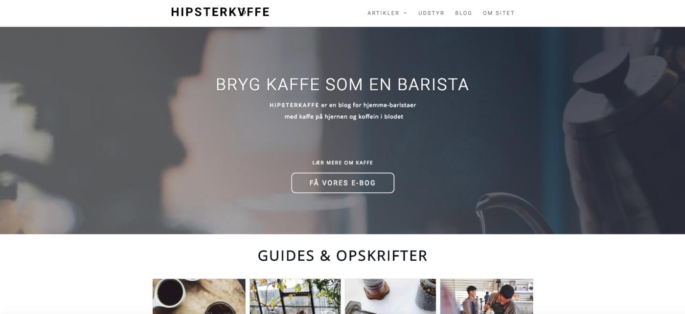 hipsterkaffe